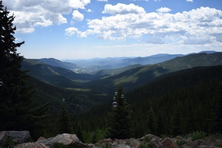 Bubbles Mount Evans Rocky Mount - alberrrt   ello