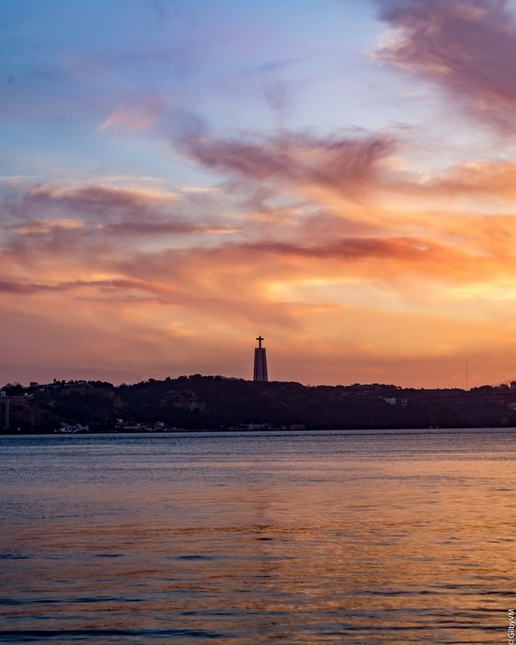Lisbon Sunset - sunset, photography - gilbyvm | ello