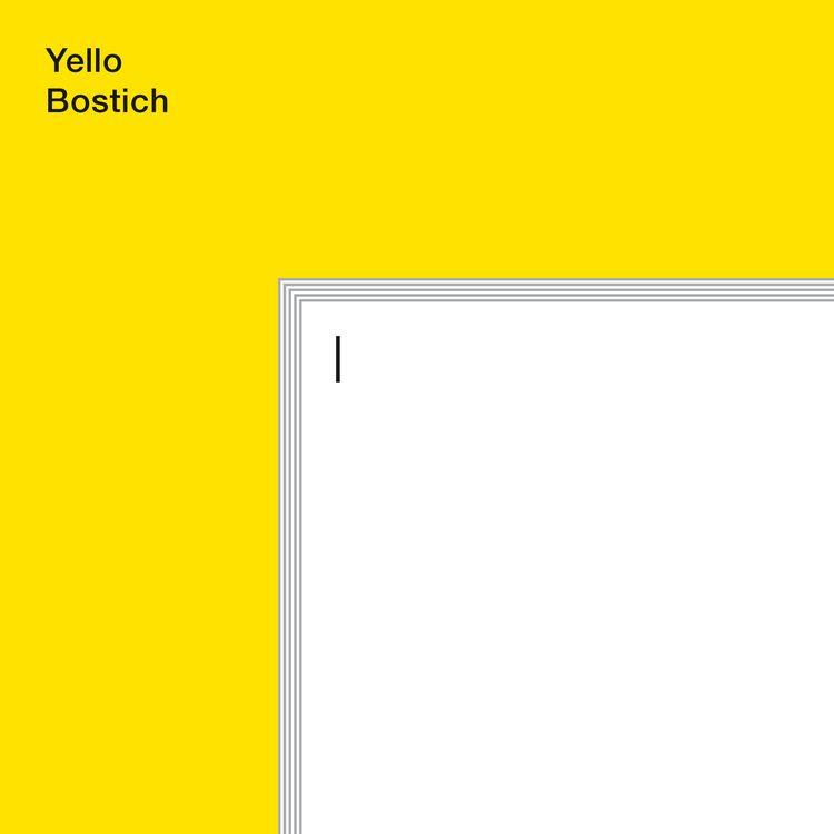 Single Year 6/365: Yello – Bost - weicherumbruch | ello