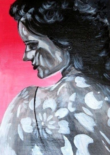 Acryl Wood - art, arte, wood, acrylics - katharinawozny | ello