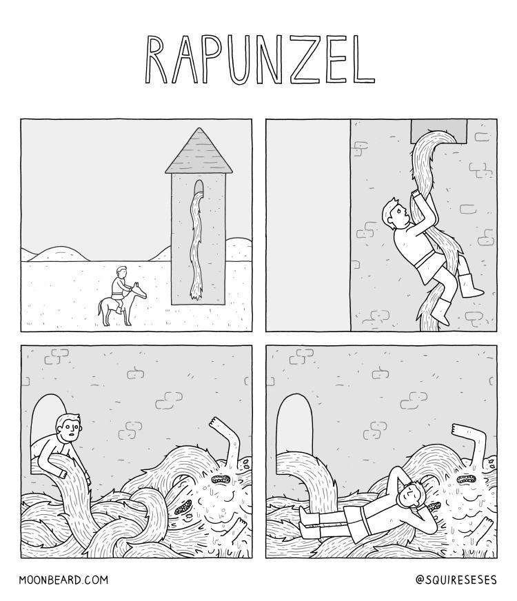 Rapunzel Moonbeard.com // Insta - squireseses | ello
