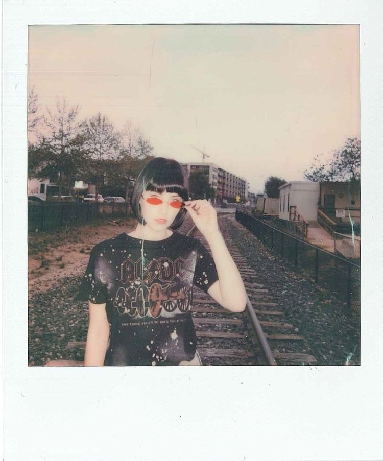 Meet tracks vol. 2 - polaroid, austin - andrewsurephoto | ello