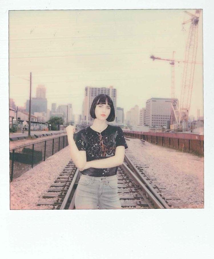 Meet tracks vol. 3 - polaroid, austin - andrewsurephoto | ello