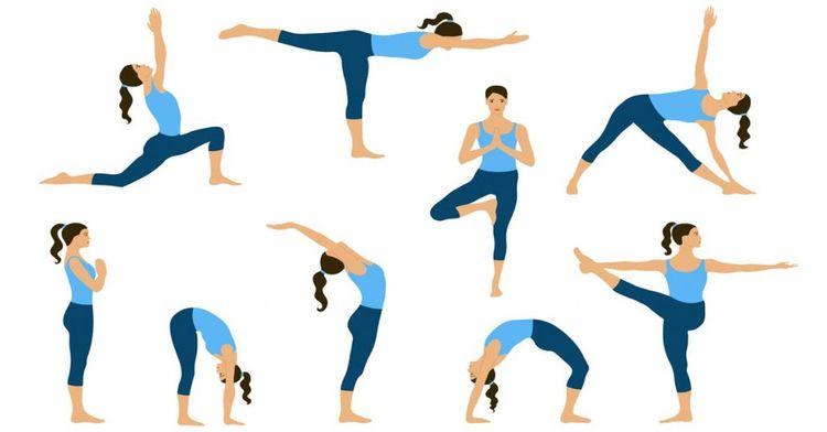 Yoga physical mental exercises - dharmaayurvedaa   ello