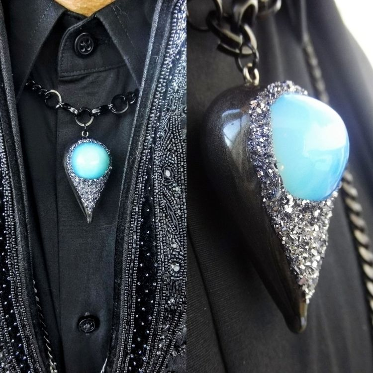 Loving necklace UFO Glow - KawaiiGirl - catmachinegems | ello