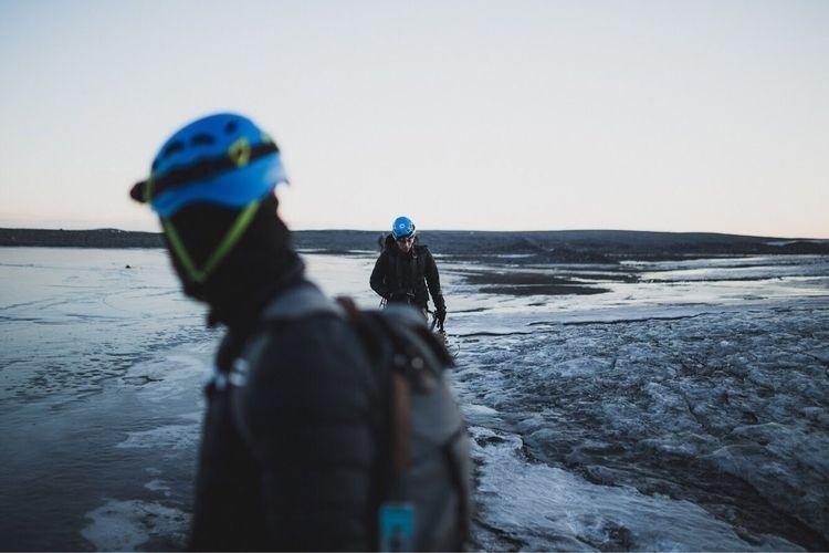 Glacial hikes Vatnajokull glaci - rusticatlas | ello