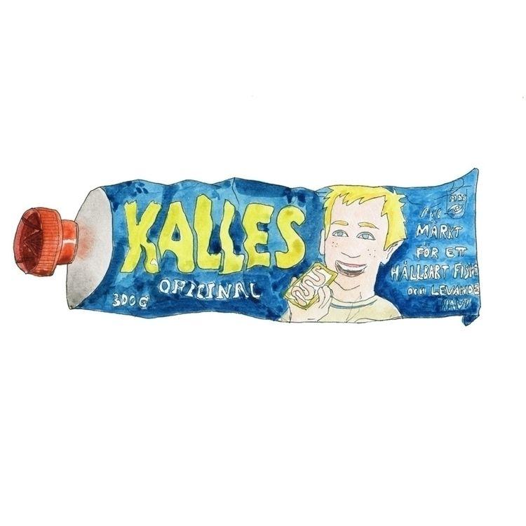 Kalles Kaviar = Swedish Soylent - juanjogasp | ello