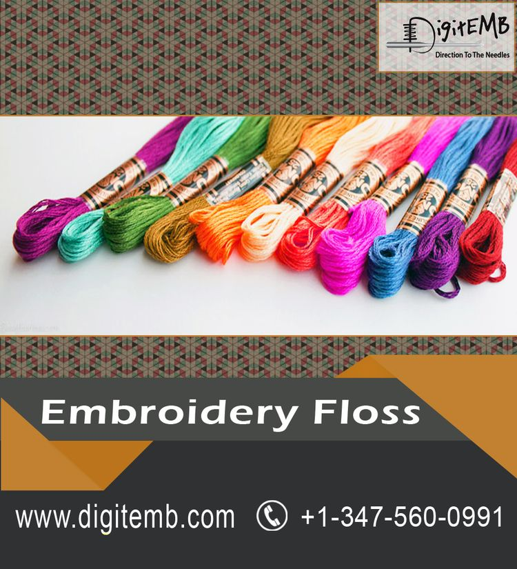 Embroidery Floss - embroideryfloss | ello