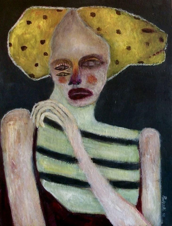 Francesco Paolicchi - paintings - francescopaolicchi | ello