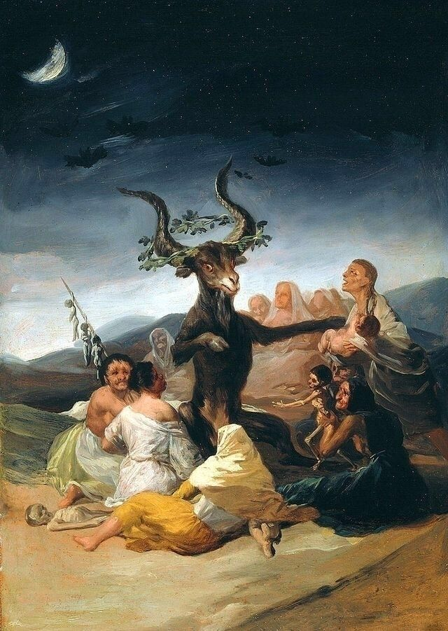 Witches' Sabbath (1798) Francis - preppydude | ello