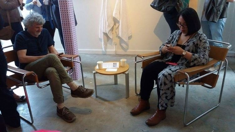 Sit - Interactive Installation  - marleytreloar | ello