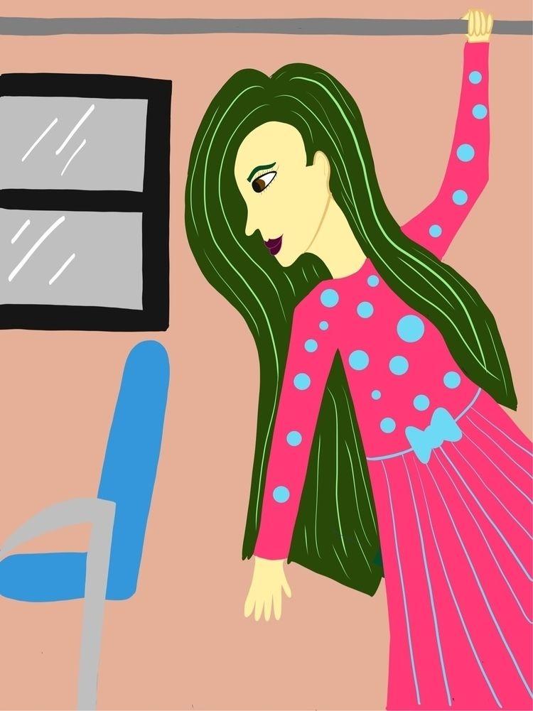 art, illustration, illustrator - cyncityart   ello