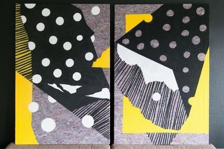 90x136cm — futurism banana II - graff - pomesone | ello