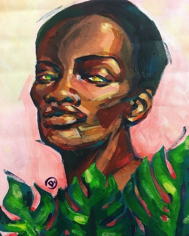 blackpink story - art, artist, paint - dashapivovarova | ello