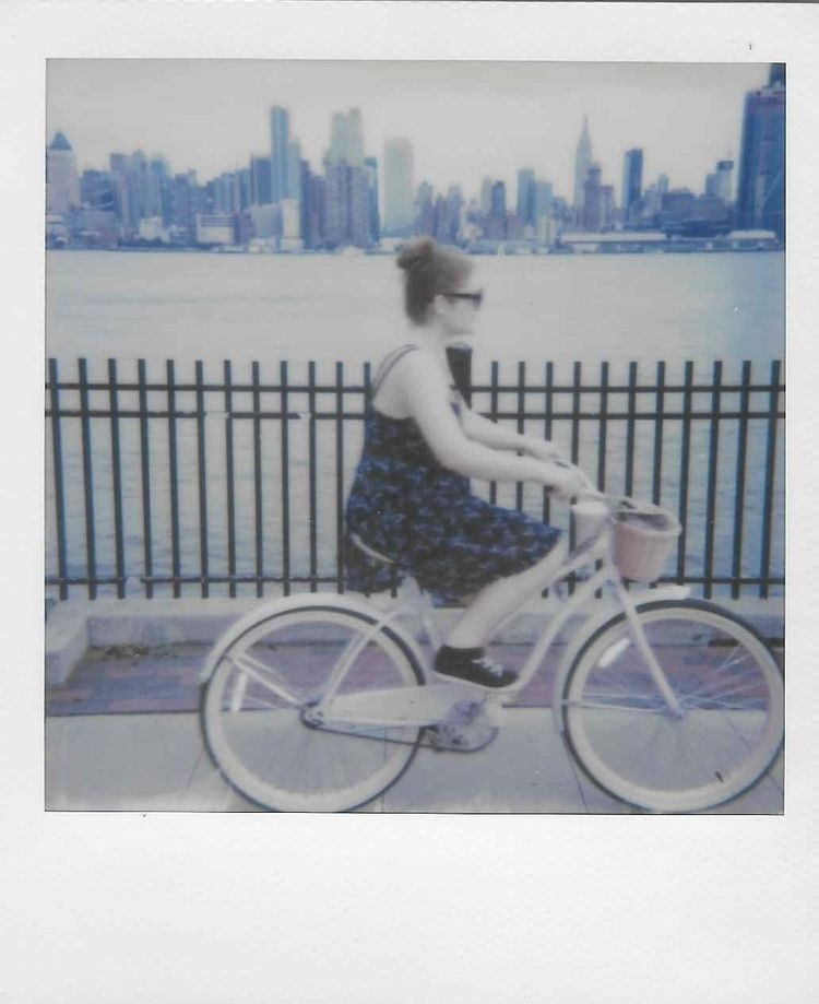 summer ride - polaroid - iilego | ello