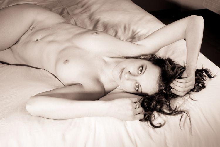 nsfw, nude, naked, tits, bride - heycalvin | ello