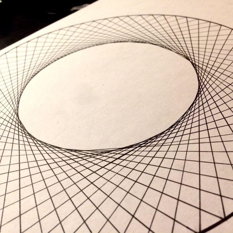 Artwork inspired mathematical c - holyshift | ello
