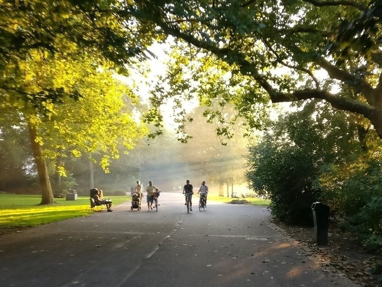 Oosterpark, September 2016 Sett - circularfunk | ello