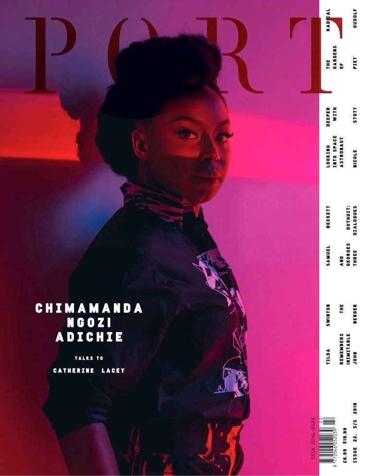 cover Port Magazine - mamadivisuals | ello