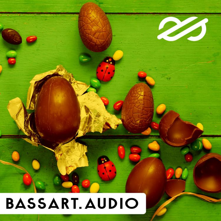 Happy Easter - Housemusic, Technomusic - bassart | ello