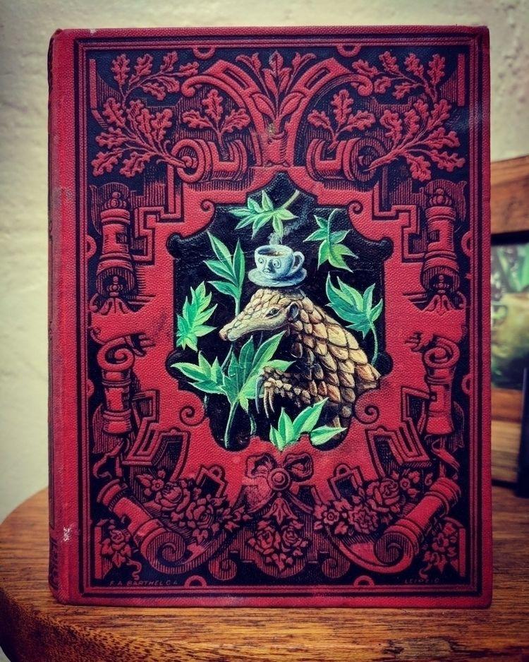Wersma? oil book cover - myklwells - myklwells | ello
