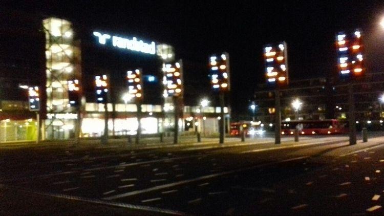 Hometown Enschede bus station - yakuzabuddha   ello