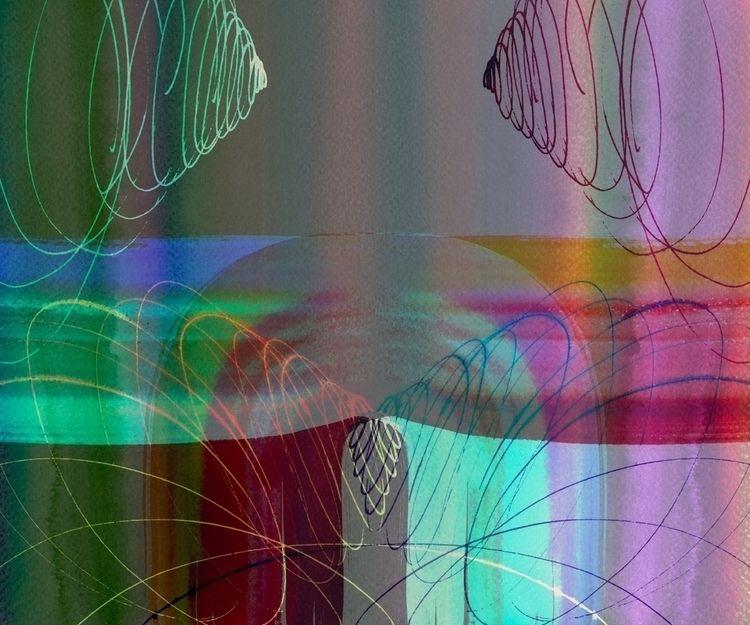 Symmetrical Nest 11 - original  - istvanocztos | ello