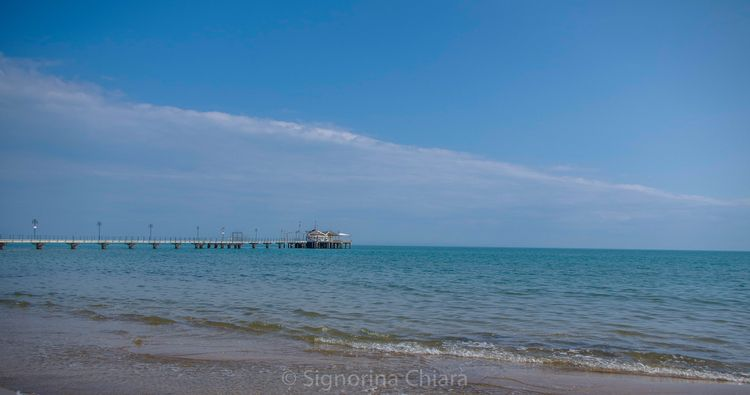 Lignano Pineta - photography, sea - chiaralucissimi | ello