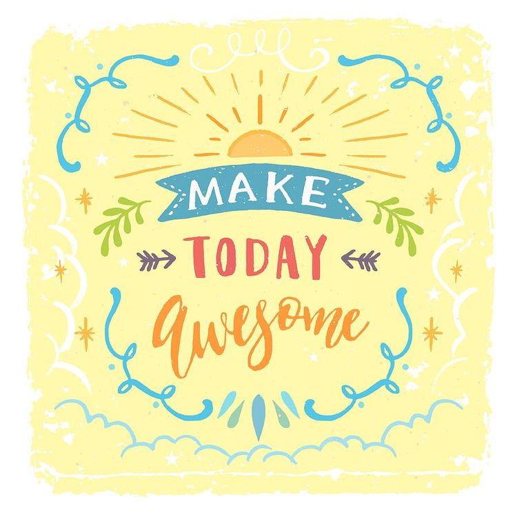 positivity long Monday! Today A - littlebunnysunshine | ello