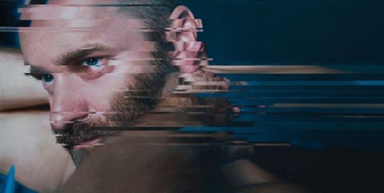 "DENIS | Painting series ""Refrac - savenkovaviktoria | ello"
