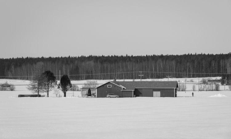 house countryside - photography - anttitassberg | ello