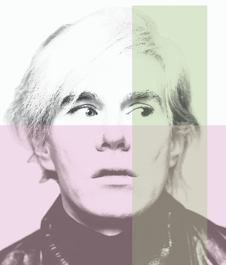 Andy Warhol screeprint - beautiful - michibroussard | ello