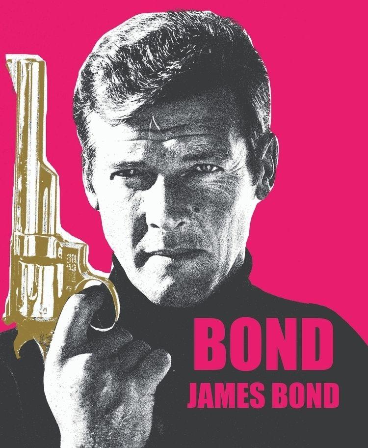 Bond James screenprint - beautiful - michibroussard | ello