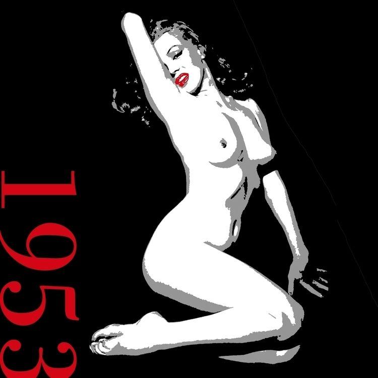 Marilyn...Playboy Centerfold 19 - michibroussard | ello