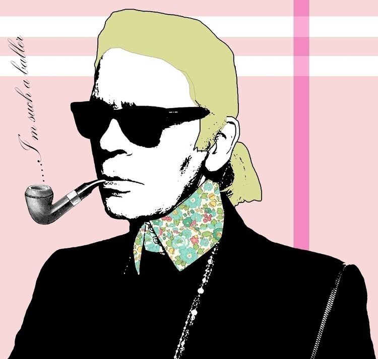 Karl, boyfriend...wearing liber - michibroussard   ello
