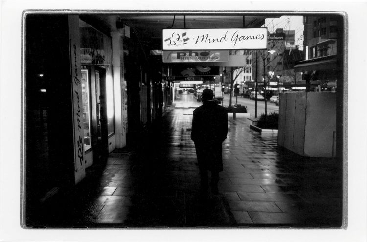 streetphotography, film, blackandwhite - michaelfinder | ello