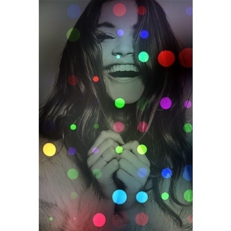 popart, photoart, photomontage - polkadotgirl | ello