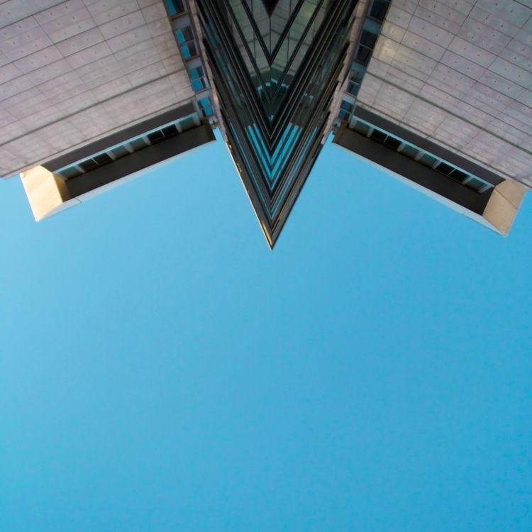 Millenium - photography, blue, mymood - msr_mood | ello