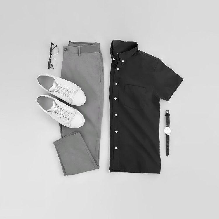 Perfect summer outfit men. Visi - samaym | ello