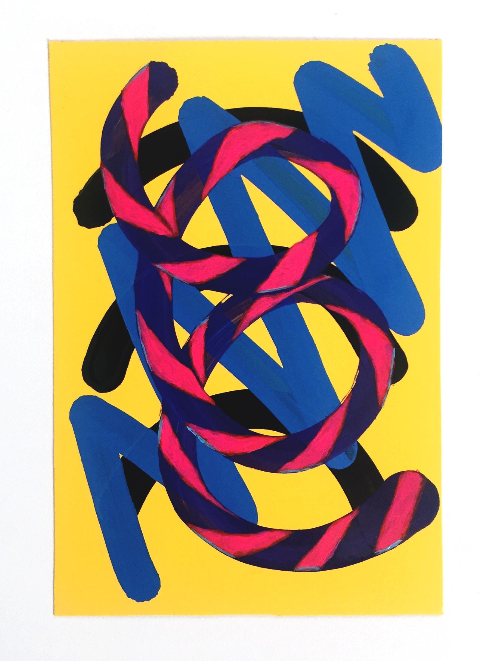 aesthetic, painting, contemporaryart - andrew_indelicato   ello
