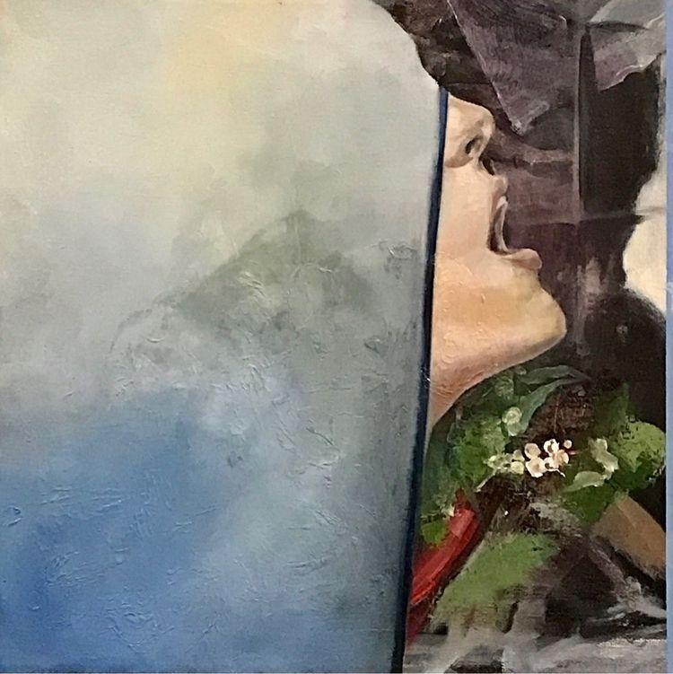 "12x12"" painting. incarnation ca - shannon_trevethan | ello"