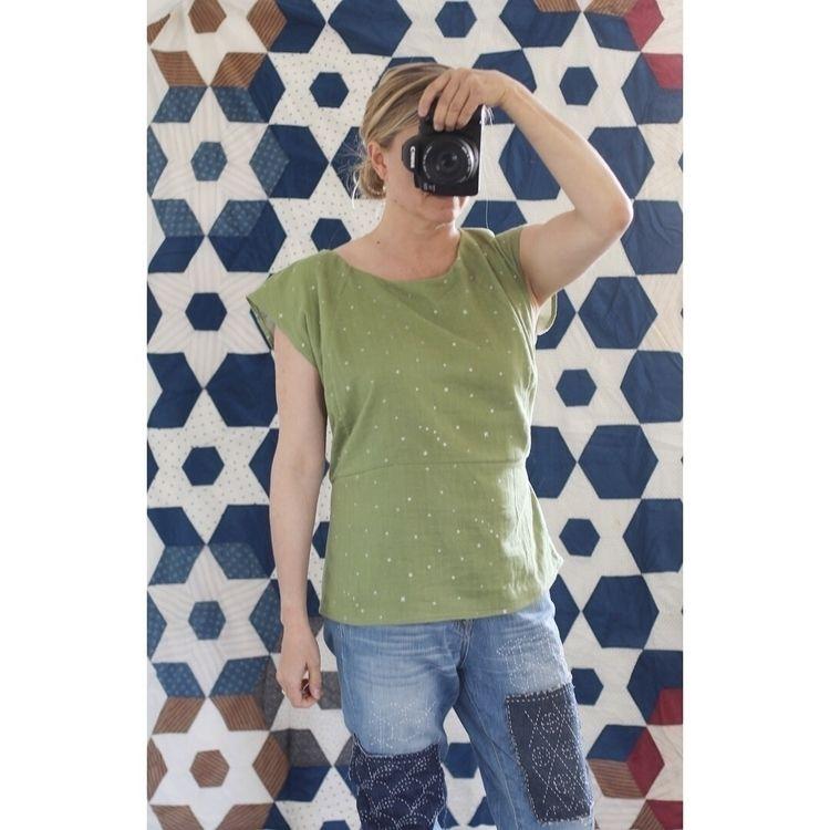 shirt, sashiko jeans vintage qu - entropyalwayswins | ello