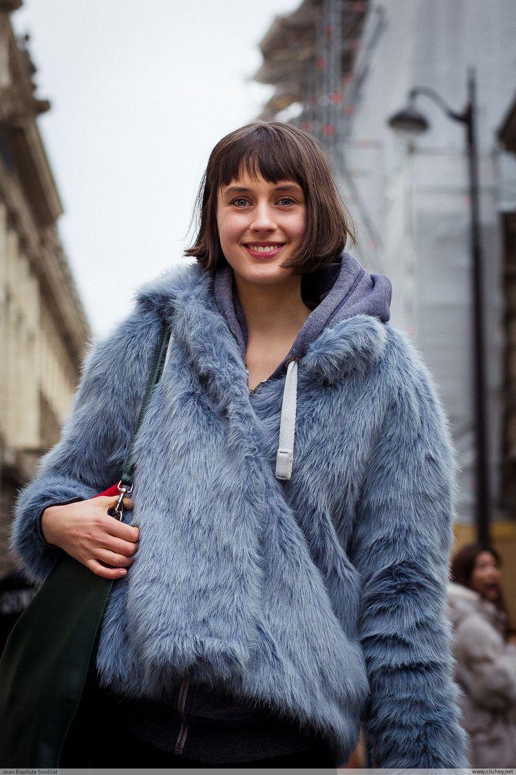 Greta Lutosch / Dior FW 18 - clichey   ello