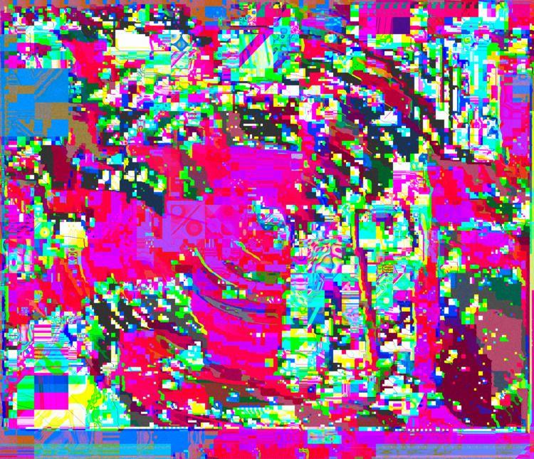 Bilhete - art, digitalart, psychedelicart - clandestinosignor | ello