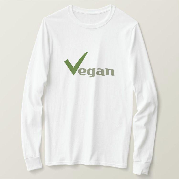/ Basic Long Sleeve - Vegan - petro5va5iadi5 | ello