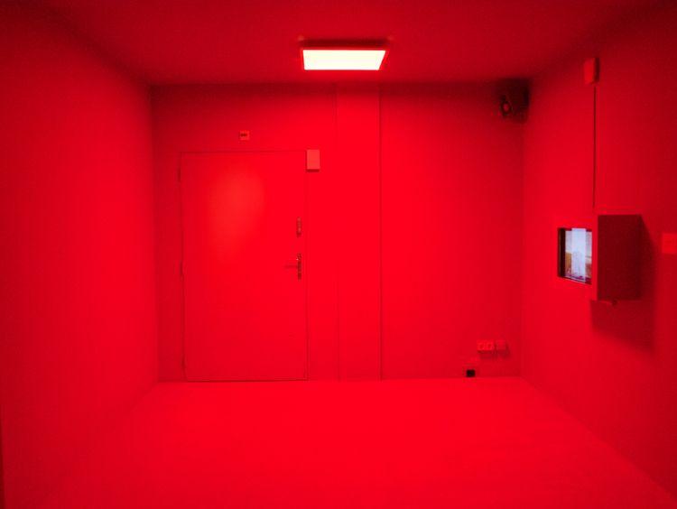 Red room, Gemeentemuseum Hague - faest0   ello