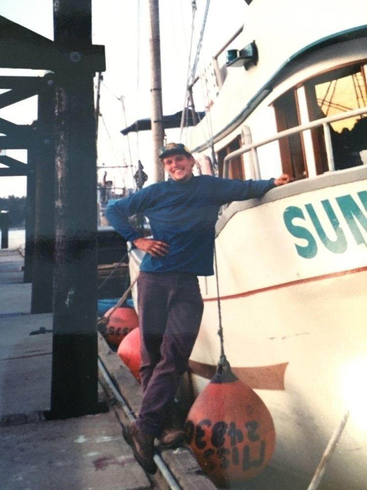 January 1993. boat ready 15 ope - tonydurke | ello