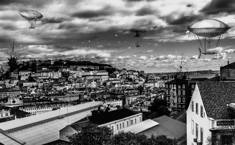 Lisbon, photography - hillinatrix | ello
