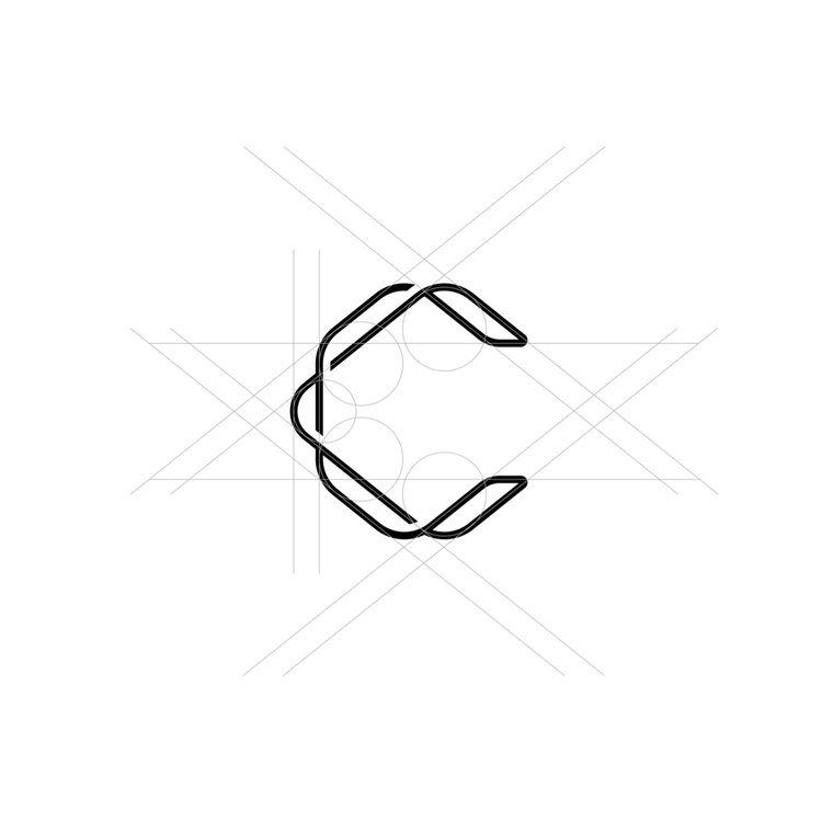 Day 3 - 36daysoftype, logo, design - thefalconking | ello
