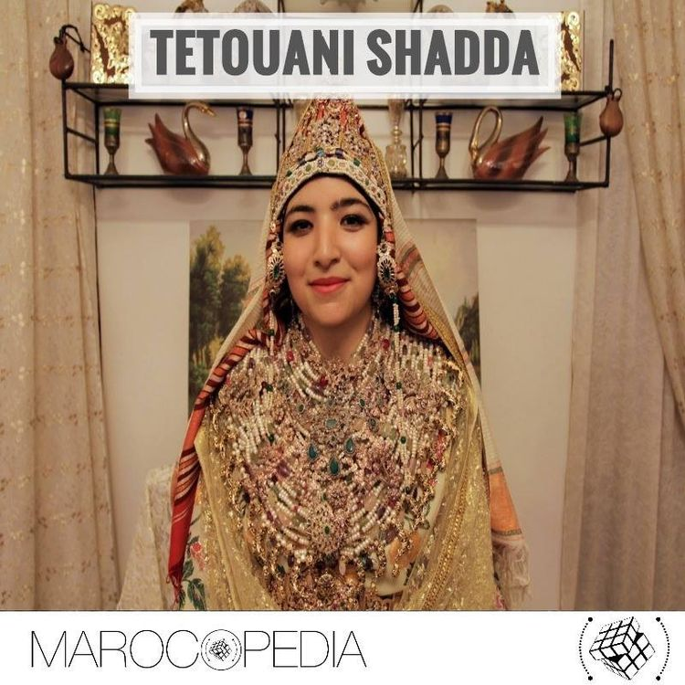 Bridal dress Tetouan, Morocco - marocopedia | ello